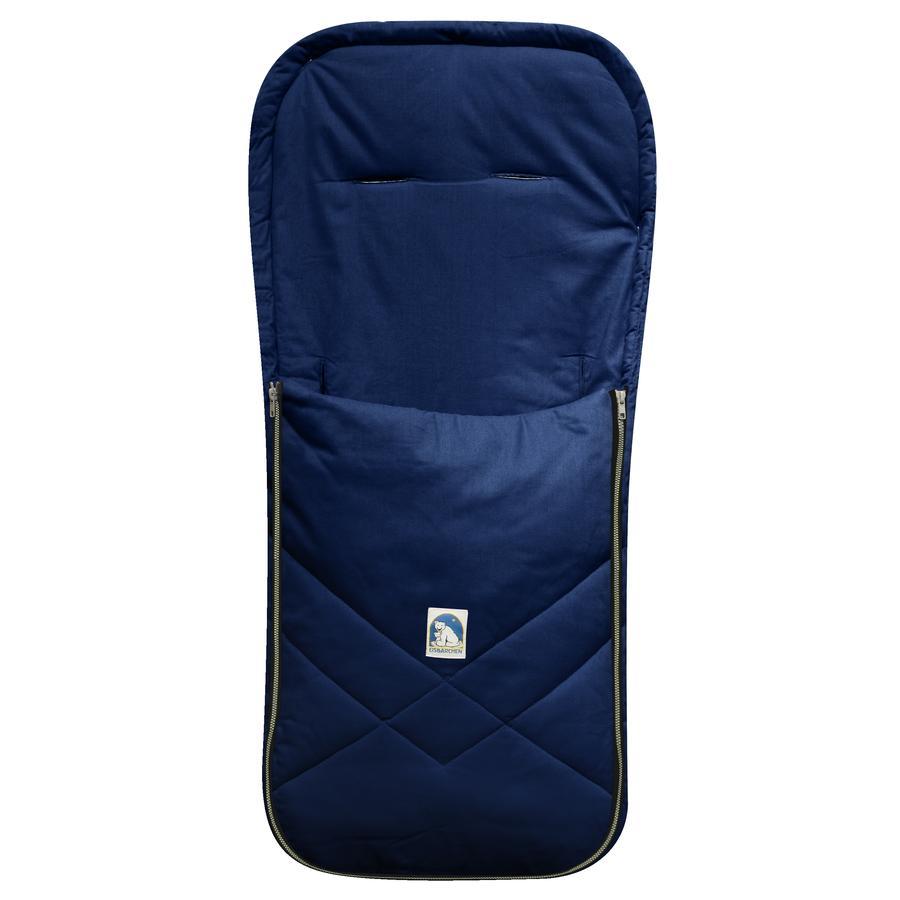 HEITMANN Sommerkørepose Isbjørn Marineblå
