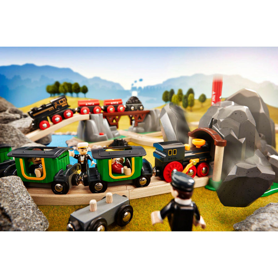 BRIO Builder Dynamit Action Tunnel