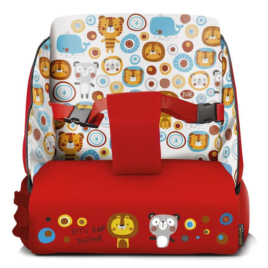 JANE Sac de chaise haute avec compartiments Wildlife