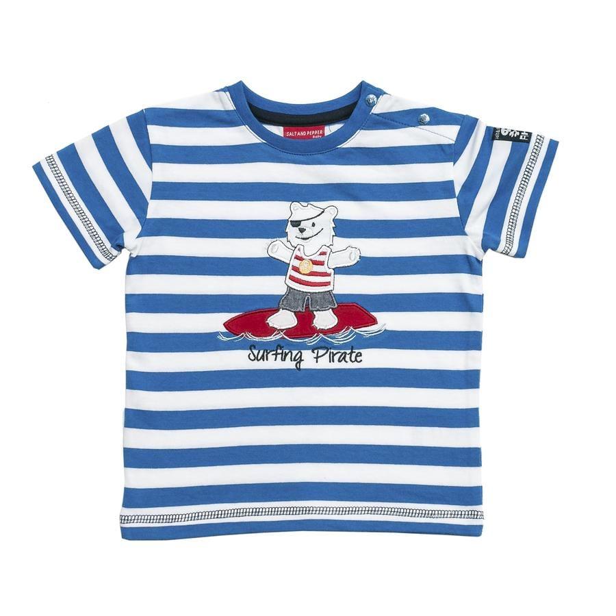 SALT AND PEPPER Boys T-Shirt marine