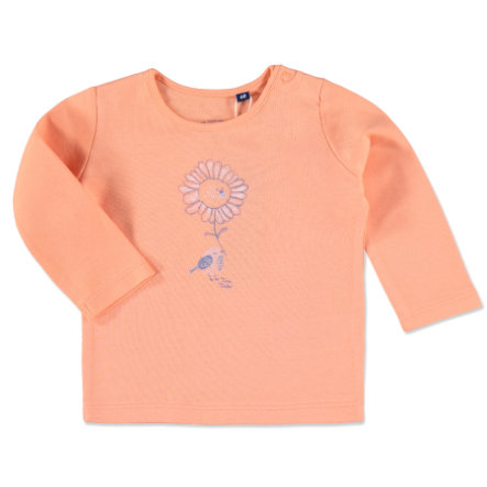 TOM TAILOR Girls Longsleeve koralle