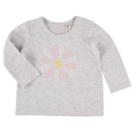 TOM TAILOR Girls Longsleeve grey