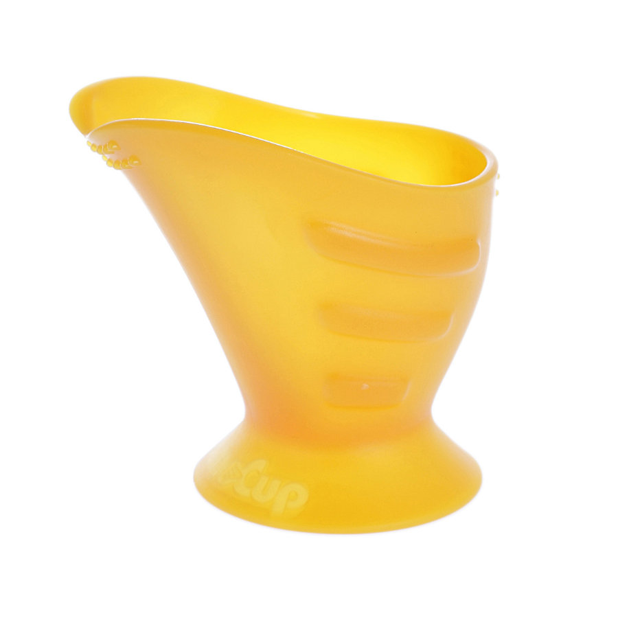 Hoppediz Trinklernbecher CamoCup gelb