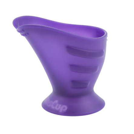 Hoppediz Kubek do nauki picia CamoCup liliowy