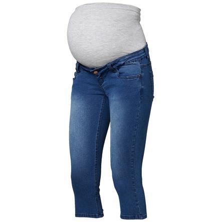 MAMA LICIOUS Zwangerschapsmode Broek IDA blauw
