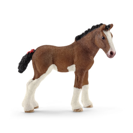 SCHLEICH Poulain Clydesdale 13810