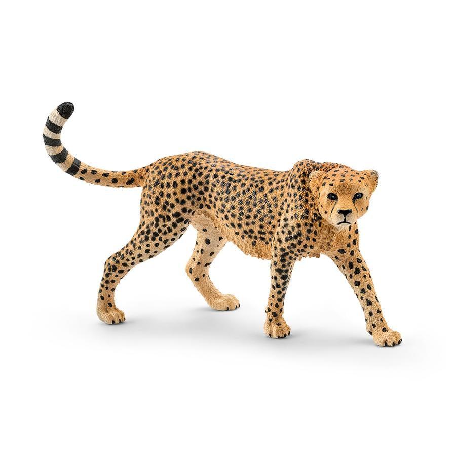 Schleich Figurine guépard femelle 14746