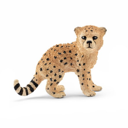 SCHLEICH Cucciolo di ghepardo 14747