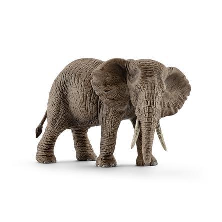 Schleich Figurine éléphant d'Afrique femelle 14761