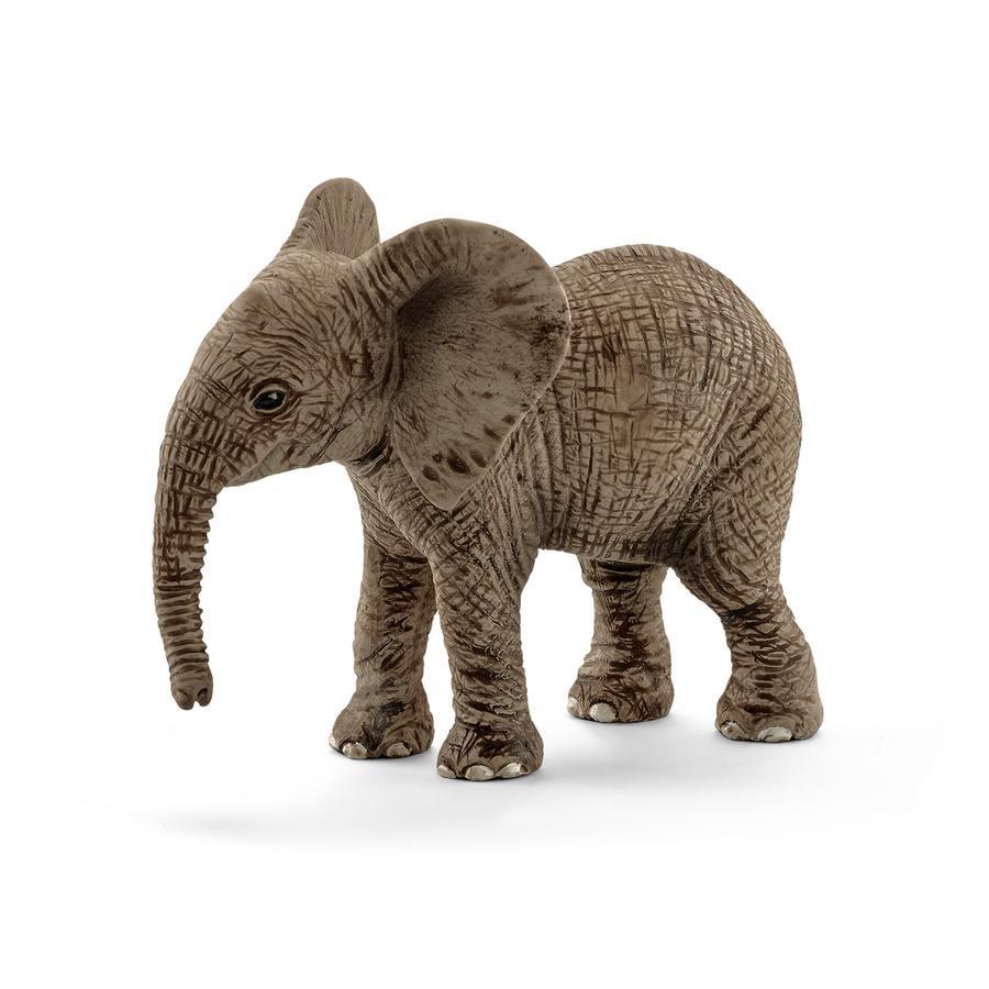 Schleich Figurine éléphanteau d'Afrique 14763