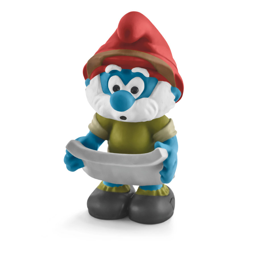 SCHLEICH Jungle Grote Smurf 20777