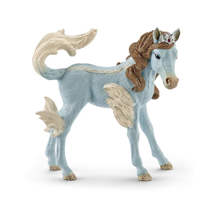 Schleich Figurine poulain roi d'Eyela 70527