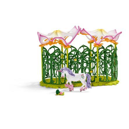 SCHLEICH Stalla per unicorno e Pegaso 42174