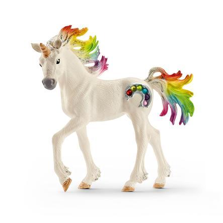 Schleich Rainbow Unicorn, Foal 70525