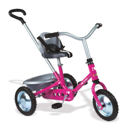 SMOBY Tricycle Zooky, fille