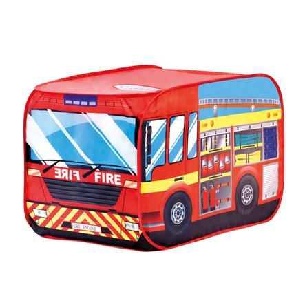 Bino Spielzelt - Feuerwehrauto