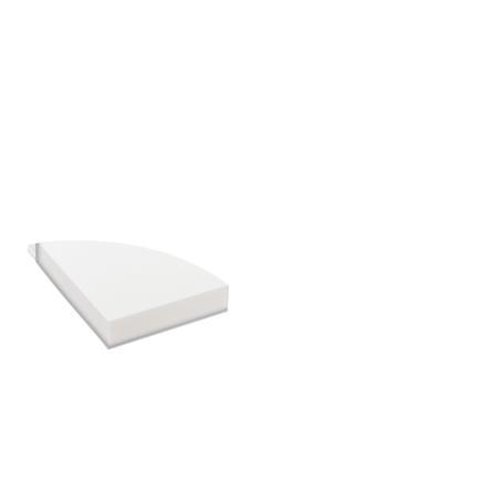 TRÄUMELAND T010402 Materac Softwash 70x140cm