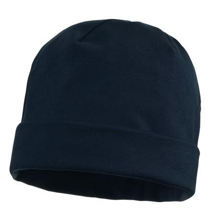 MAXIMO Mini gorra con borde de cobertura azul marino oscuro