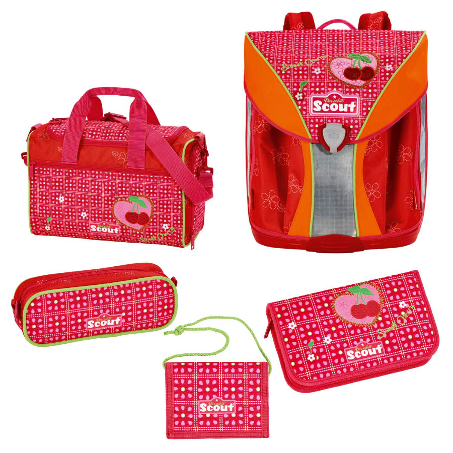 SCOUT Basic Nano-Set 5 ks - Sweet Cherry