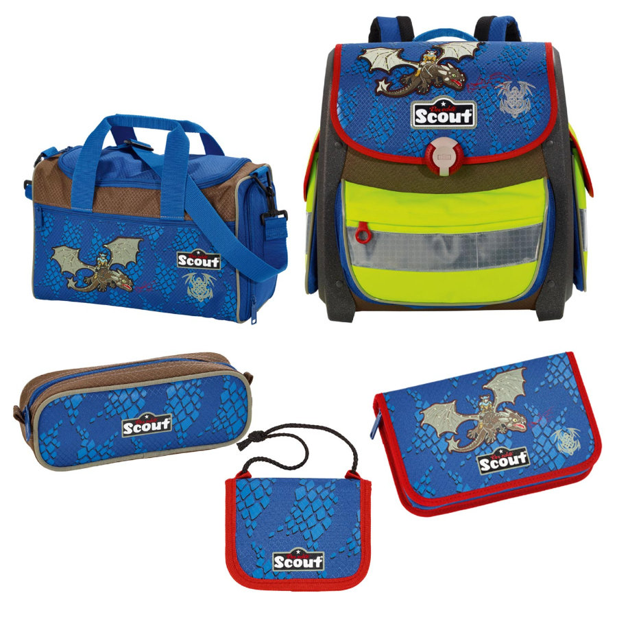 Scout Basic Buddy-Set 5tlg. - Drache