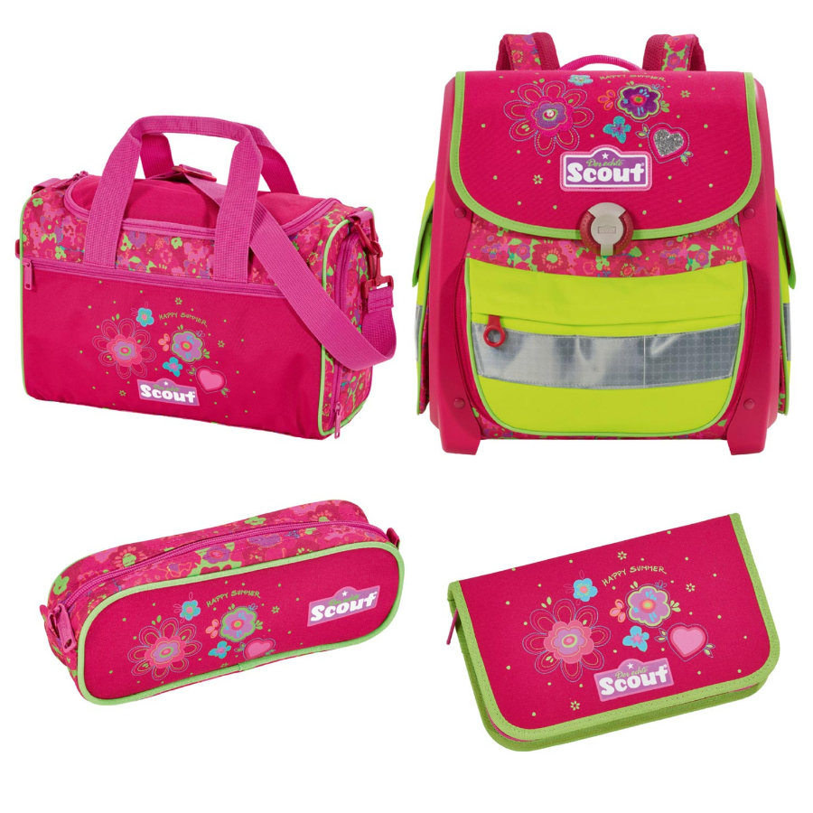 Scout Basic Buddy-Set 4tlg. - Happy Summer