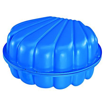 BIG Sand-/Wasser-Muschel, blau