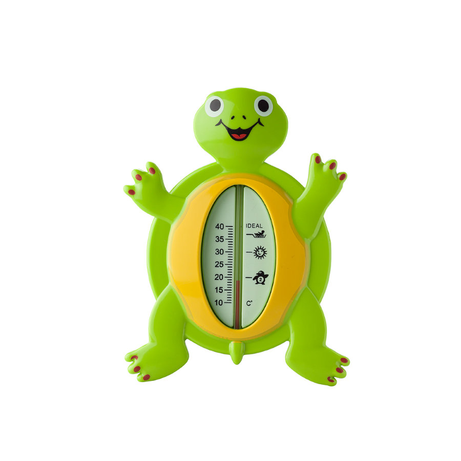 REER Thermomètre de bain Tortue
