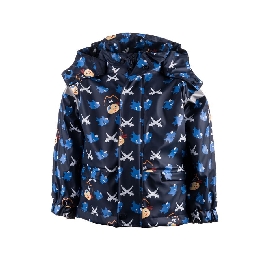 MAXIMO Veste de pluie Sharky, bleu marine