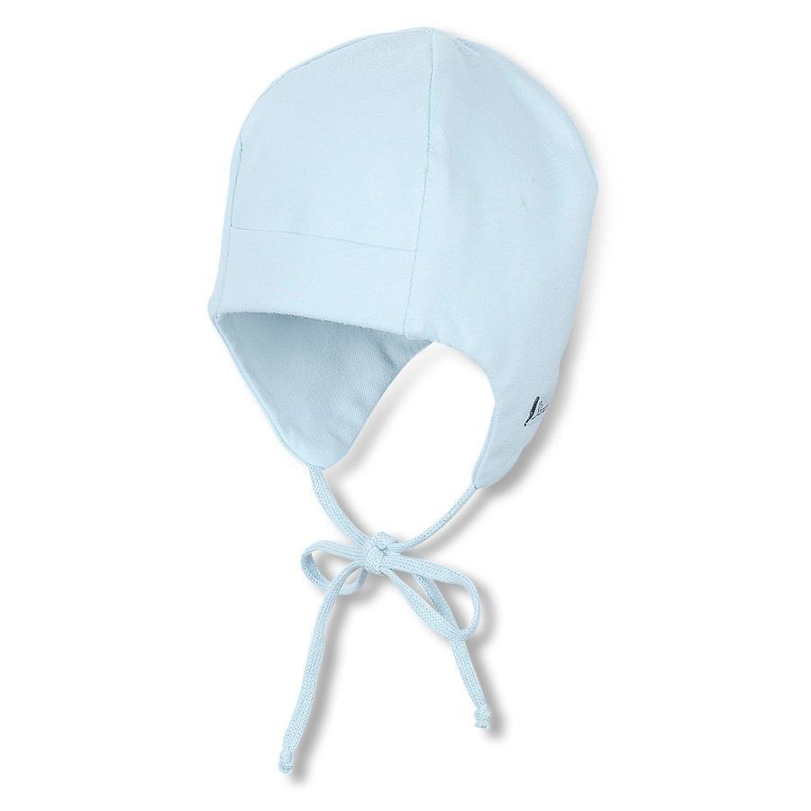 STERNTALER Cappellino con lacci per bambini azzurro