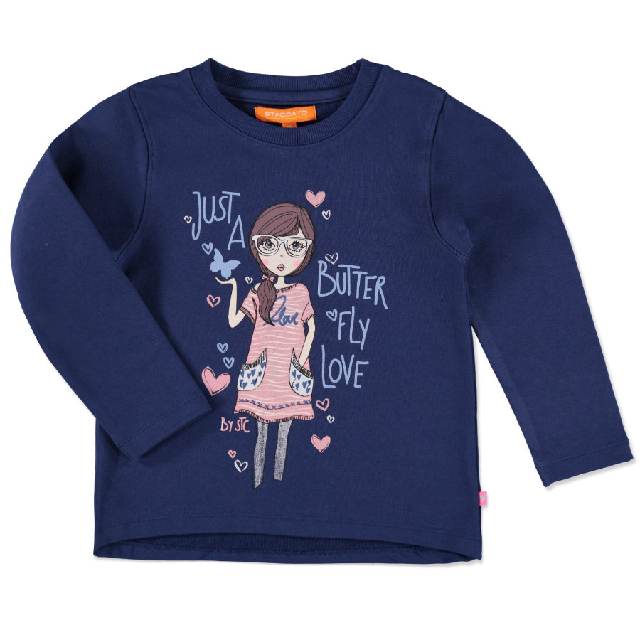 STACCATO Girls Kids Sweatshirt jeans blue
