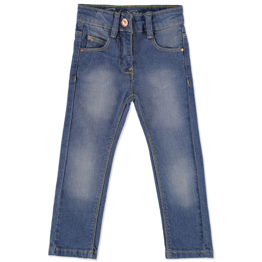STACCATO Girls Kids jeans mid blue denim
