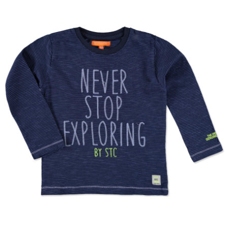 STACCATO Boys Kids Shirt tinte gestreift