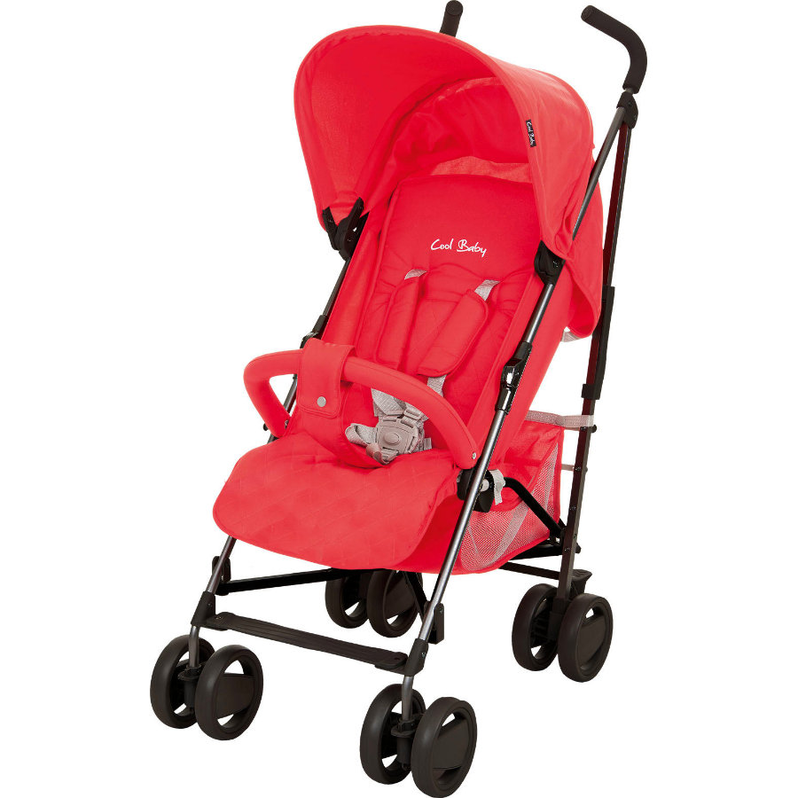 FILLIKID Passeggino Buggy Lord rosso