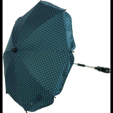 FILLIKID Parasolka przeciwsłoneczna Dot marine