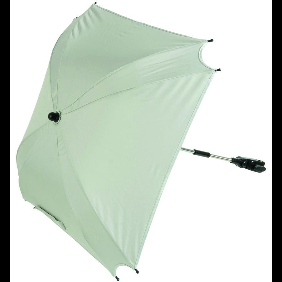 FILLIKID Parasolka przeciwłoneczna XL srebrno-biały