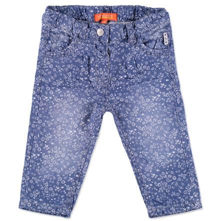 STACCATO  Girls Dětské džíny modré flower