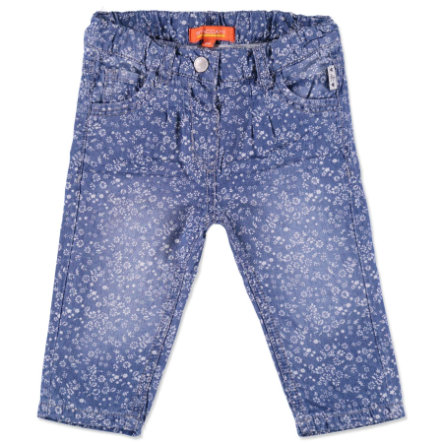 STACCATO Girl s Baby Jeans Blue Flower Baby Jeans