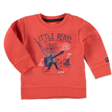 STACCATO Boys Kids Sweatshirt bright red