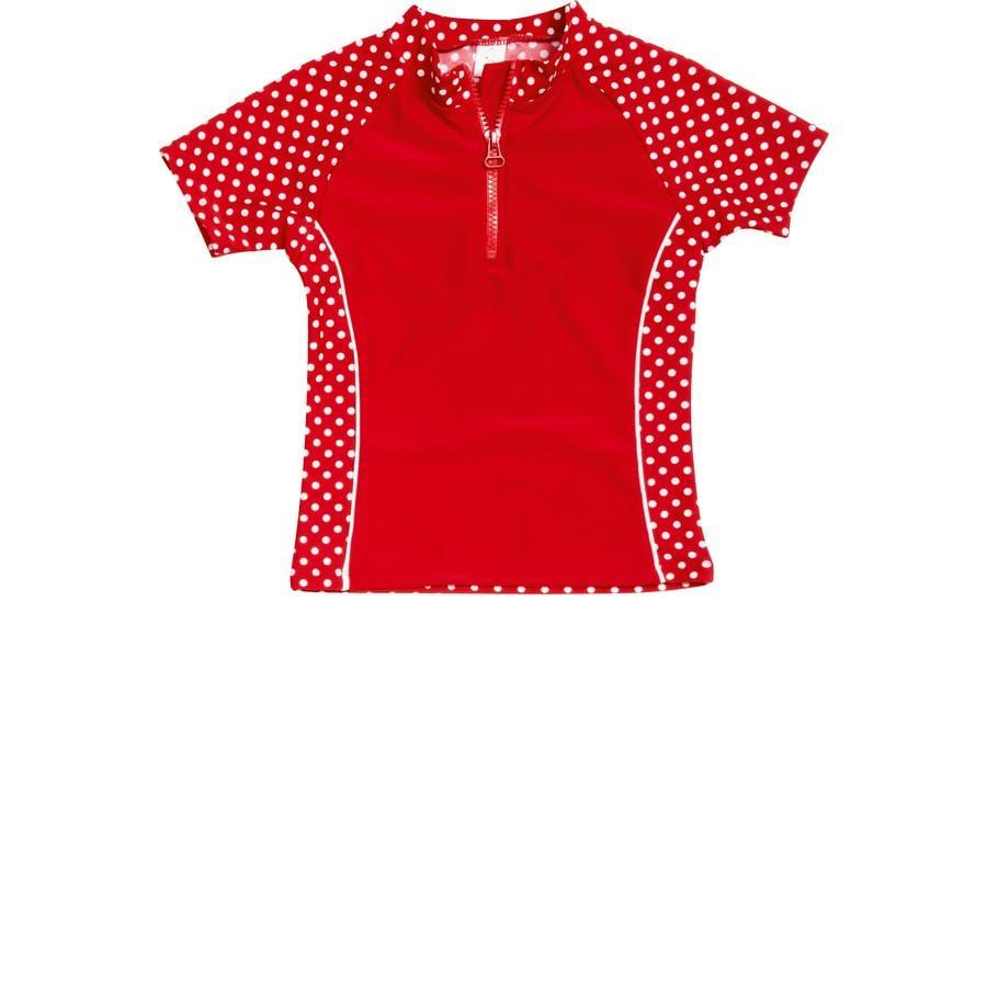 PLAYSHOES UV beskyttelse, badesæt, 2 dele, i rød