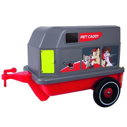 BIG Rimorchio Bobby Car Pet-Caddy