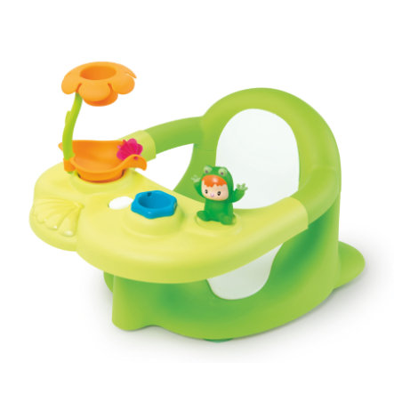 SMOBY Cotoons - 2-in-1 Baby-badestol grøn