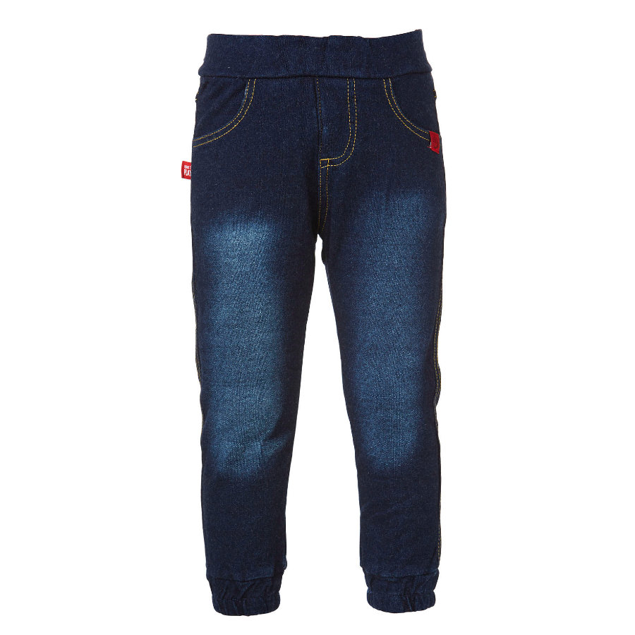 LEGO WEAR Boys Spodnie dżinsowe EXPLORE 501 denim blue