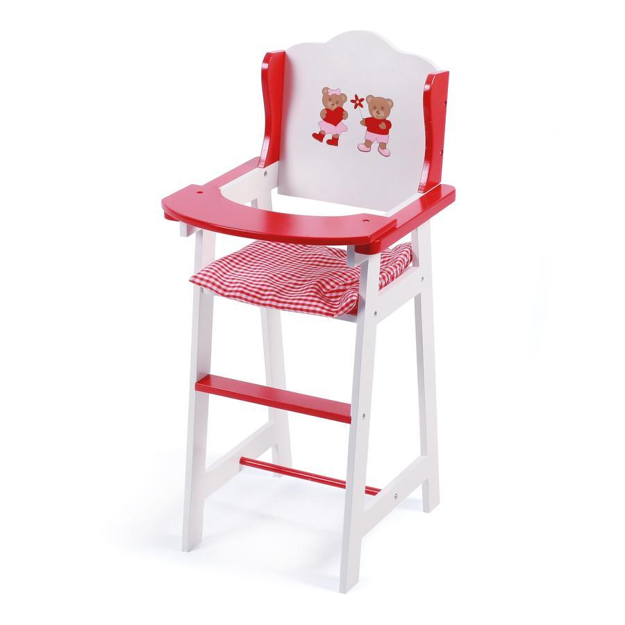 BAYER CHIC 2000 Chaise haute pour poupée 501 98