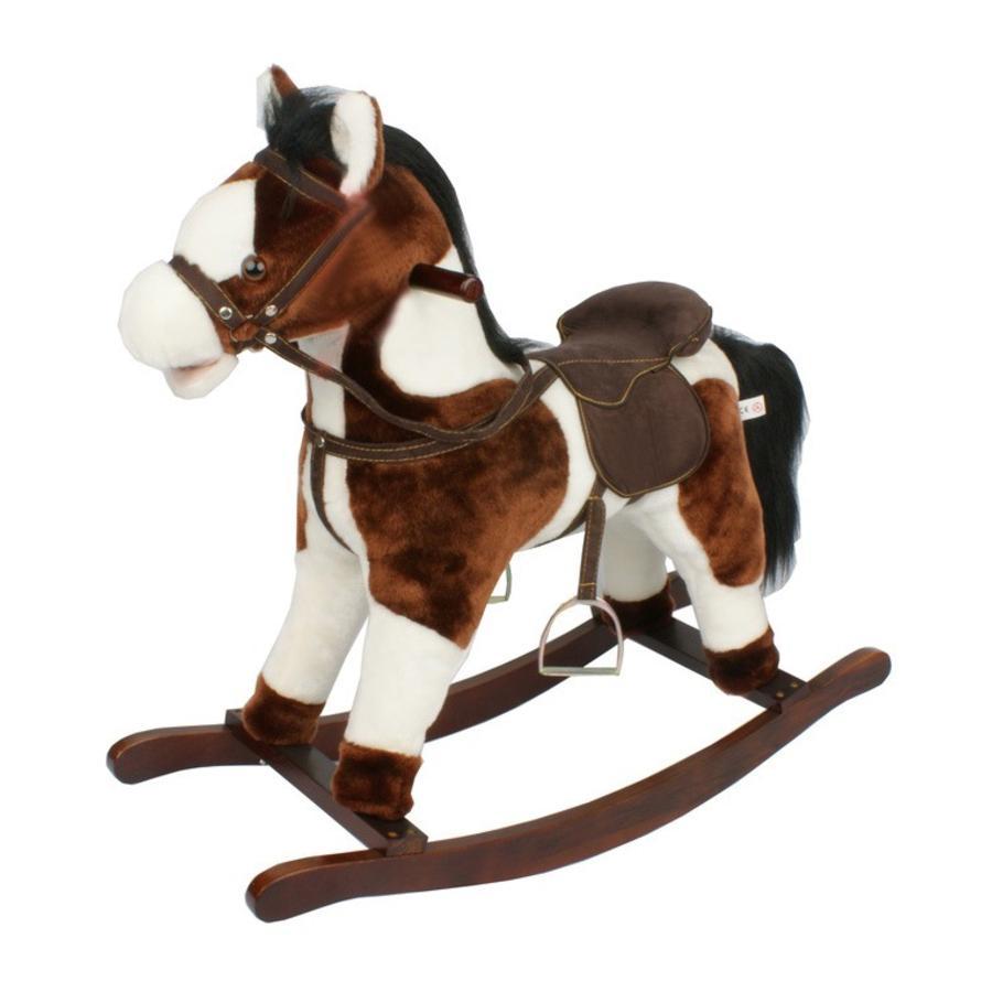BAYER CHIC 2000 Cavallo a dondolo Jacky