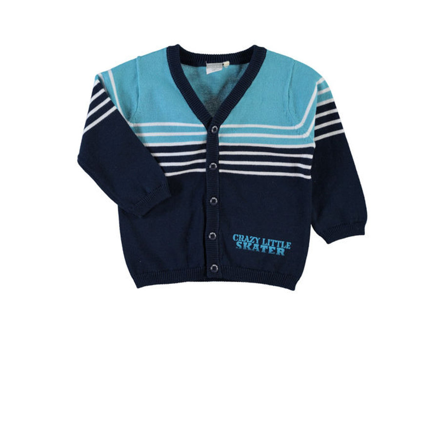 name it Boys Vest NITFOX dress blues