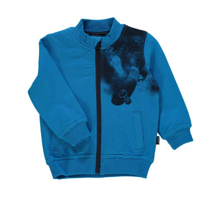 NAME IT Boys Sweatjacke NITVERMOND methyl blue