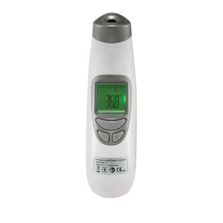 REER 98010 Infrarood thermometer contactloos Soft Temp 3 in 1