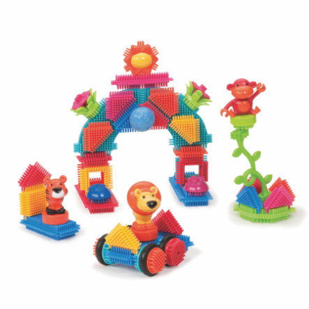 BRISTLE BLOCKS® - 54 Teile Jungle Set