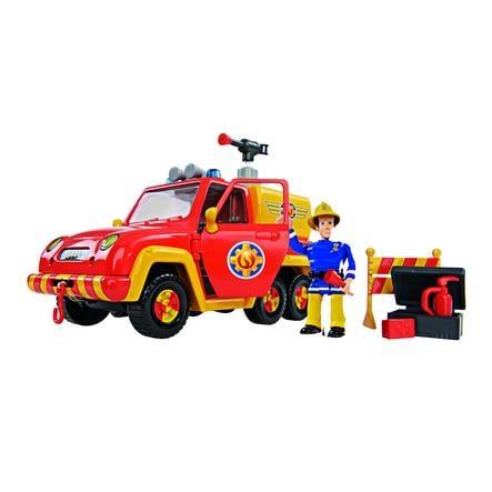 SIMBA Sam il Pompiere - Veicolo di Soccorso con Personaggio
