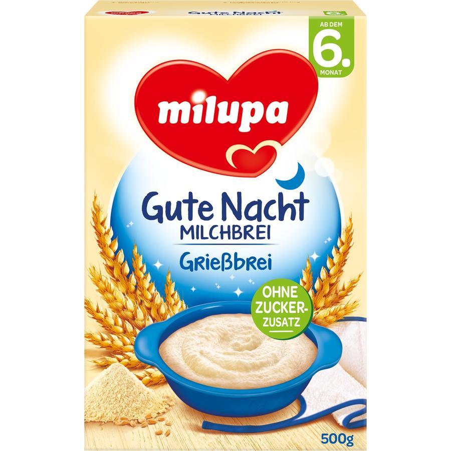 milupa Milchbrei Grieß 500 g
